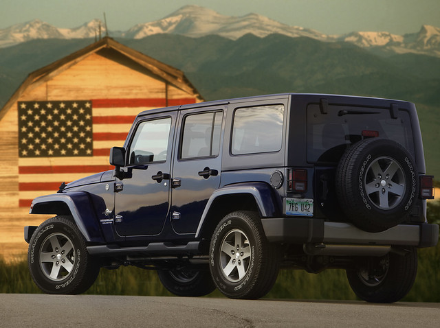 Jeep Wrangler Freedom Edition >> 2012 Jeep Wrangler Unlimited Freedom Edition   Flickr ...