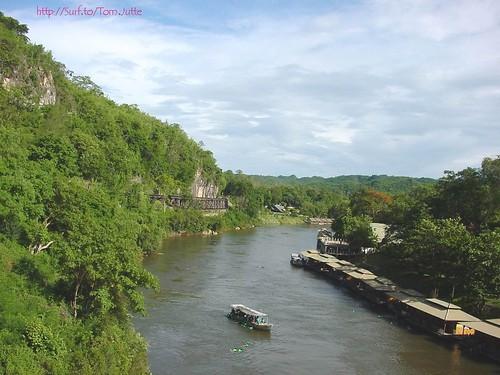 travel nature water beautiful river thailand asia sony cybershot kanchanaburi riverkwai webshots deathrailway f505 burmarailway thailand–burmarailway