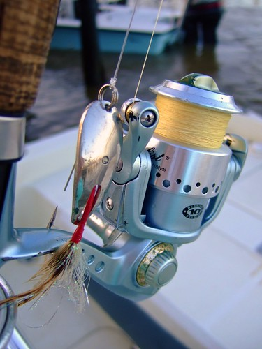 Fishing Reel and Tackle