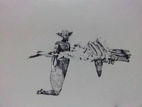 Minotauro by cardesin
