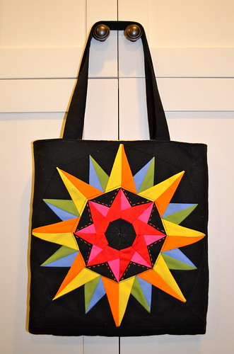 Mouthy Tote Front
