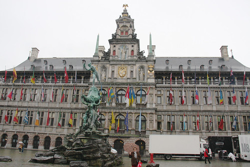 Antwerp City Square