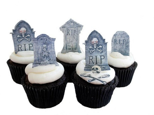 Edible Tombstones
