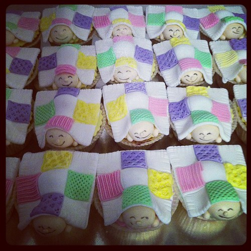 #babycupcakes by l'atelier de ronitte