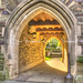 Photo Post 141: Pyne Hall Archway (Princeton University)