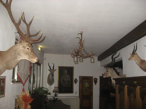 Hotel Dachswald - Creepy Hall