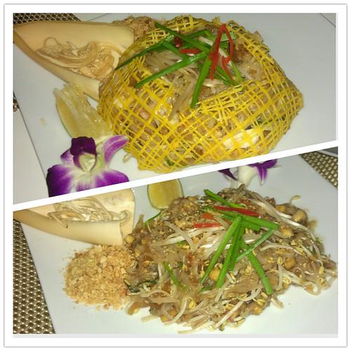 Pad Thai @ Thai Bistro