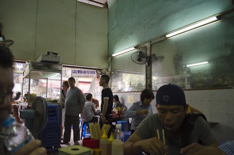 Vietnamese Pho - Hanoi