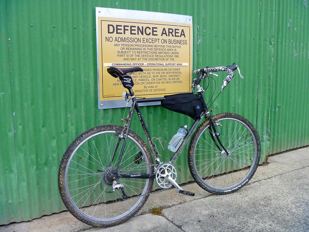 Defence Area