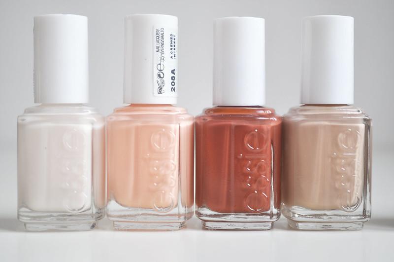 essie nail polish 2