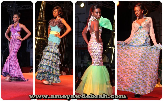 Miss Ghana Street Fashion Show