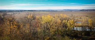 Prairie View of The Sauk Prairie Conservation Area