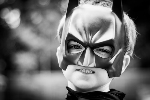 Who is The Batman? by Dale Hayter