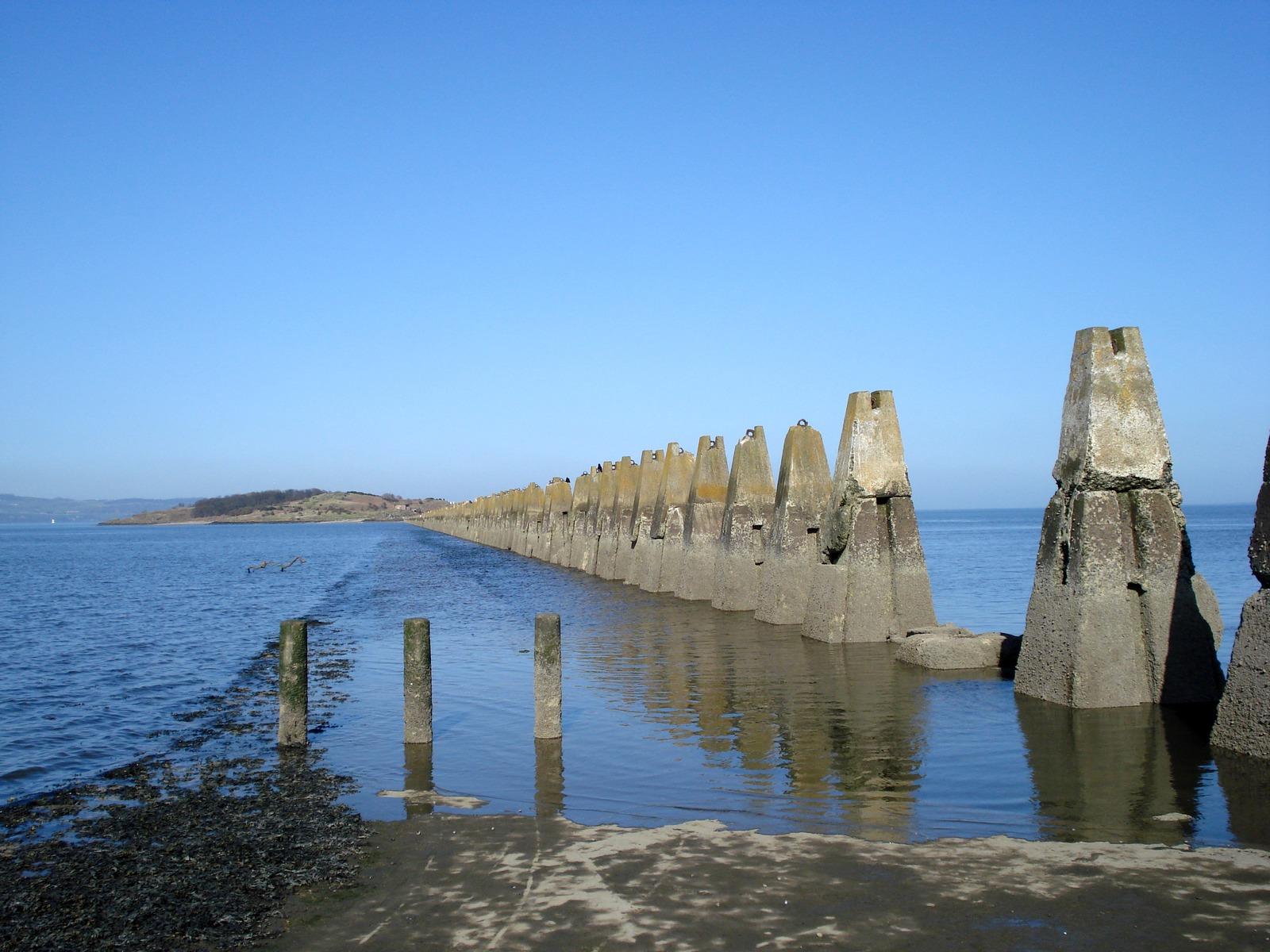 Cramond Island & Causeway