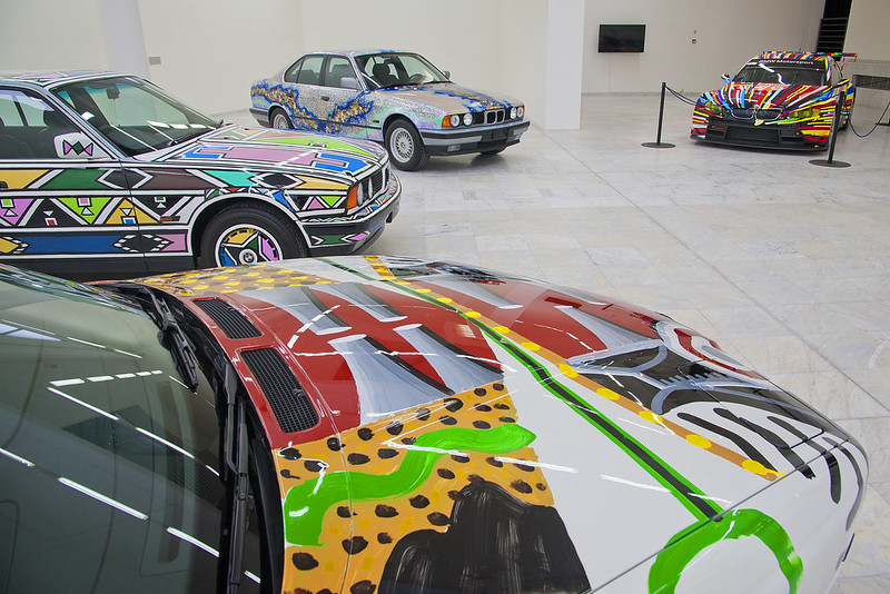 BMW Art Car Collection 3