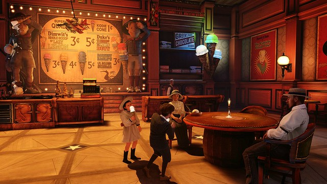Play BioShock Infinite Industrial Revolution to Unlock In-Game Rewards