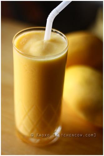 Mango Smoothie by kaoko