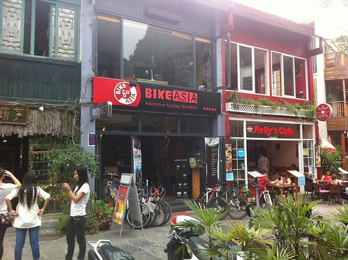 Bike Asia, great place for renting bikes in Yangshuo
