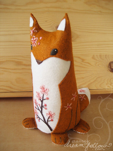 blossom fox