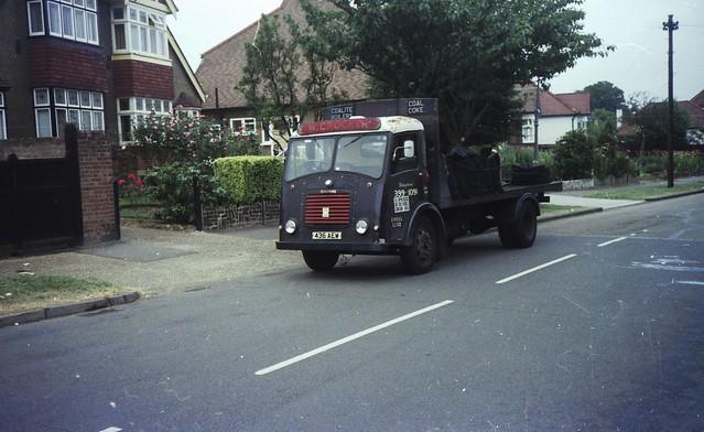 Coal Merchants Lorries 3 Of 3 A Gallery On Flickr