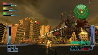 Earth Defense Force 2017 Portable for PS Vita - PaleWing