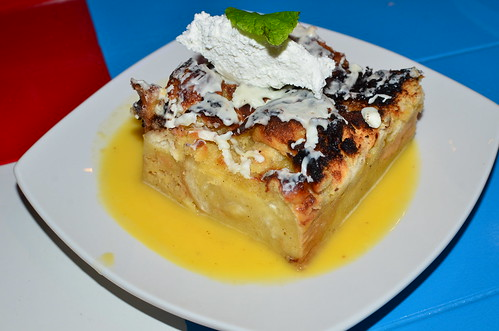 Tablea and Coffee Bread Pudding - Clawdaddy's Great American Picnic Now in Davao at SM Lanang Premier