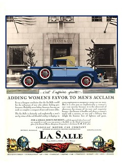 LaSalle 1927 Roadster