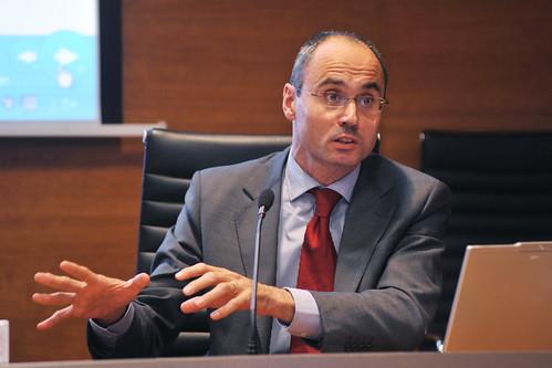 Valentí Fontserè, Director de Servicios Técnicos e Innovación de COMSA EMTE