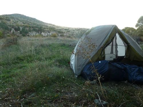 Tonight's camp spot by mattkrause1969