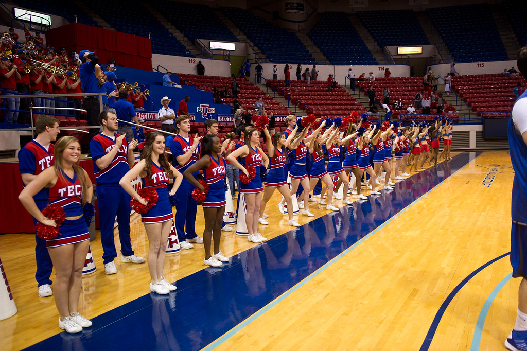 La Tech University >> La Tech Basketball Bonanza Halloween Carnival La Tech Bas
