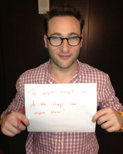 Simon Sinek - What's Your Why?