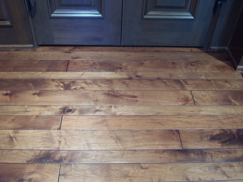 Rustic Interior Flooring