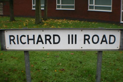 Richard III Road, Leicester