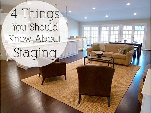 4 Thing You Should Know About Staging. 4 Things You Should Know About Staging Your Home for Sale   It s
