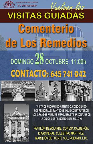 VISITAS GUIADAS CEMENTERIO by jarm - Cartagena