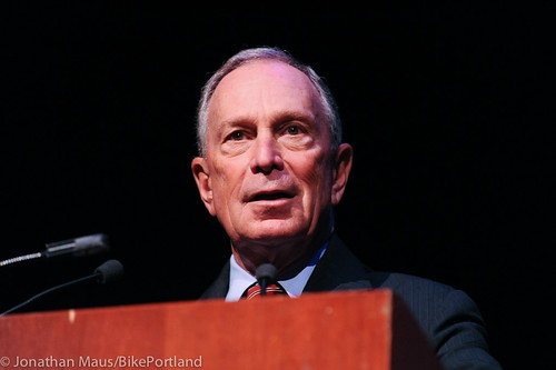 Mayor Bloomberg at NACTO-1