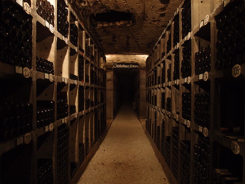 Bibliotheca Subterranea at Schloss Johannisberg