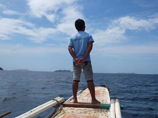 18歲來船上打工的科隆少年