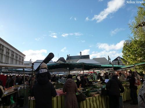 Marché du samedi chartrain