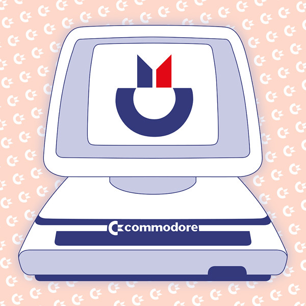 Commodore Illustration