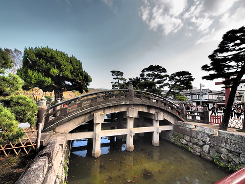 鶴岡八幡宮 太鼓橋