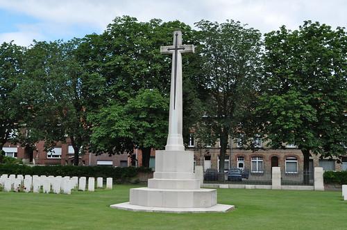 2012.06.30.027 - IEPER - Militaire Begraafplaats 'Ypres Reservoir Cemetery'