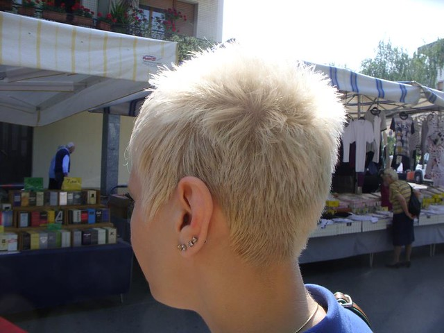 Very Short Clippered Haircuts for Women
