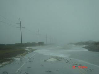 Hurricane Sandy - Pea Island