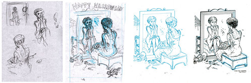Process for Halloween 2012