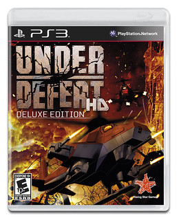Under Defeat on PS3