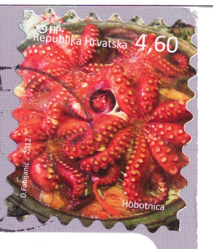 Croatia Postage Stamp