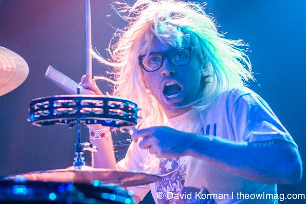 Midi Matilda @ Mezzanine,SF 10/27/2012