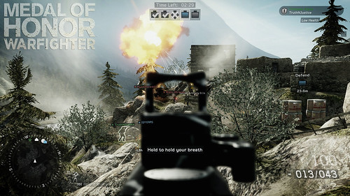 Video Review Medal Of Honor Warfighter XBOX 360 PC PLAYSTATION 3