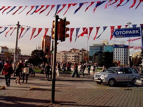 Primo impatto con Istanbul by Ylbert Durishti